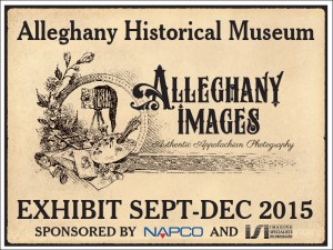 AlleghanyImagesExhibitPoster