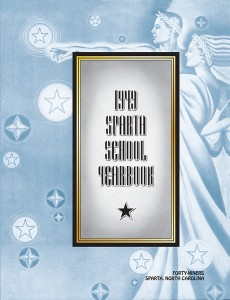 1949SpartaYearbookCover